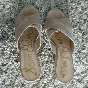 Sam Edelman Nahla wedge sandals size 11